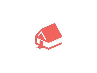 House of Stories Mark illustrator illustration logo logo mark