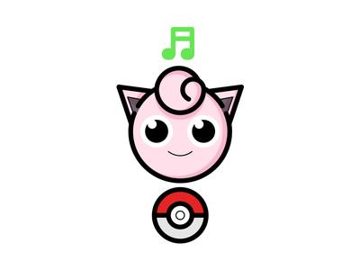 Jigglypuff smash bros pokemon game video illustrator puff jiggly illustration