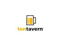 Ten Tavern Logo Concept