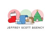 JSA Christmas Email Signature