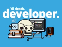 'Til Death. Developer