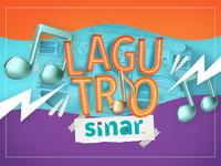 Lagu Trio Sinar
