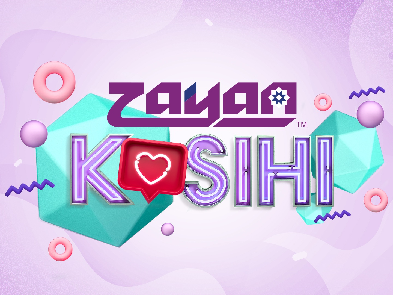 Zayan Kasihi branding show radio