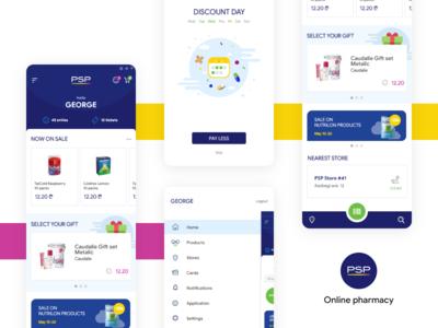 PSP - Online pharmacy