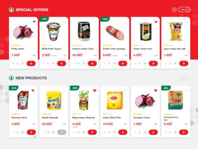 Spar Online Store