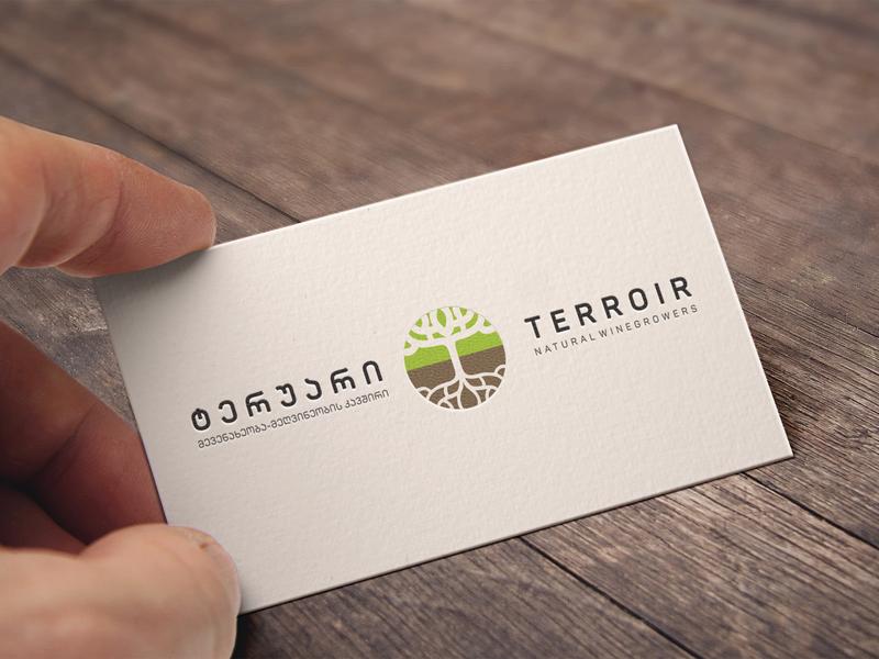 Winegrowers logotype vine natural grape earth logotype logo winegrower winery wine