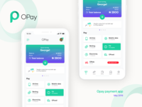 Opay - payment application