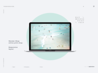 The new possibility of web design