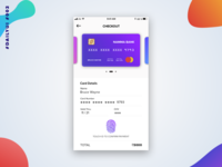 #Daily Ui - 002 - Checkout