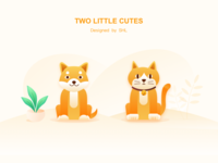 Two little cutes
