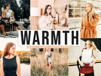 Free Warmth Mobile & Desktop Lightroom Presets colorful photo modern vintage raw professional presets preset premium portrait photography old luxury lifestyle jpg filter film edit cinematic