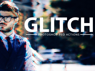 Download Free 3D Anaglyph Photoshop Effect photoshop photography photo effects photo effect photo music interference instagram glitch flick filters effects disturb distortion digital contemporary computer broken bad signal actions