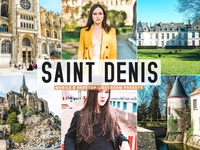 Free Saint Denis Mobile & Desktop Lightroom Presets pro presets preset photography photo nature miniature manual lr presets lightroom lighroom presets landscape photography graphic design enchance effects edit click beautiful advertising adobe