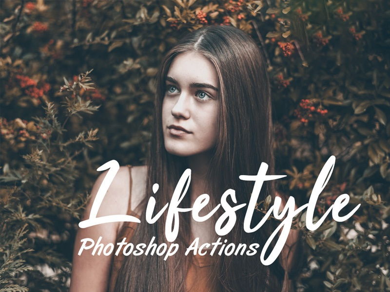 Free Lifestyle Photoshop Actions professional actions processing premium photoshop actions photoshop photography photo fashion effect add-on actions action