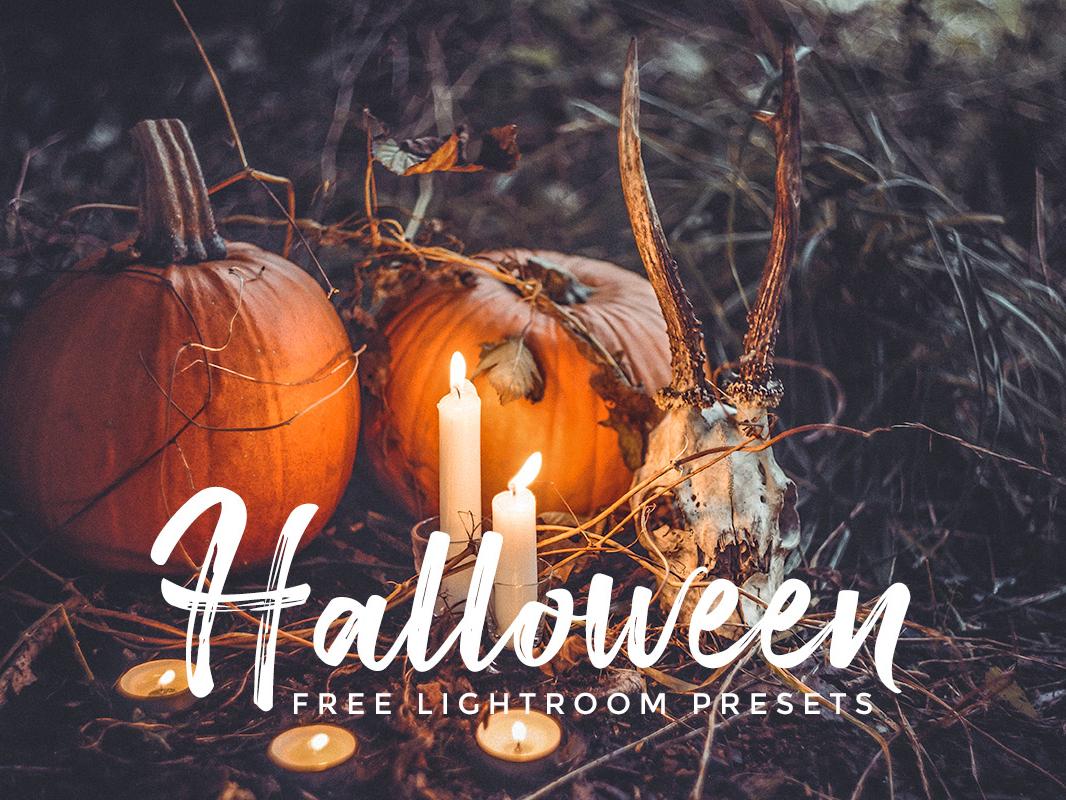 Halloween Lightroom Presets Free Download by Faraz Ahmad for