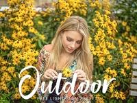 Free Outdoor Lightroom Presets - Download Here 2019