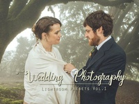 100 Wedding Photography Lightroom Presets Vol.1
