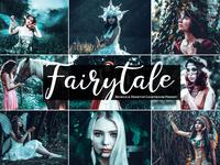 Free Fairytale Mobile & Desktop Lightroom Preset