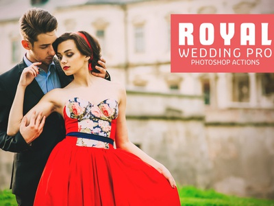 Free Royal Wedding Pro Photoshop Actions