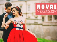 Free Royal Wedding Pro Photoshop Actions