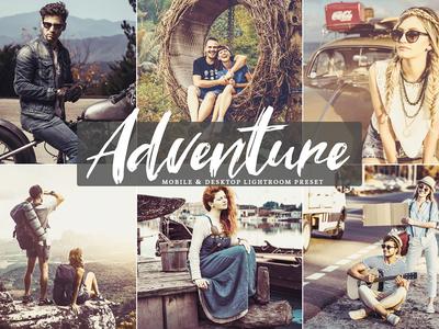 Adventure Mobile & Desktop Lightroom Preset Free Downloadgr