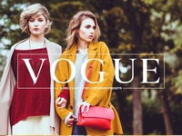 Vogue Lightroom Presets Collection