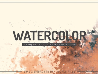 Free Grunge Watercolor Textures Collection web elements web wallpapers wallpaper unique textures text realistic gold real gold textures paper golden gold easy customize customizable creative background