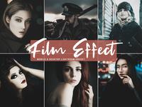 Free Film Effect Mobile and Desktop Lightroom Preset
