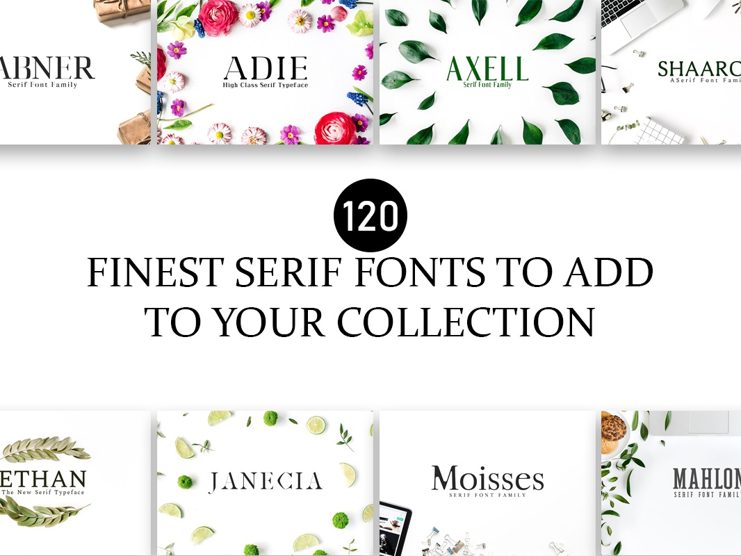 120 Finest Serif Fonts To Add To Your Collection elegant cursive contemporary connected clean bold title sky retro plane light headings font clock board arrivals arrival airport airplane aeroplane