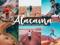 Free Atacama Mobile Desktop Lightroom Presets
