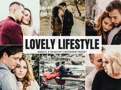 Free Lovely Lifestyle Mobile & Desktop Lightroom Preset