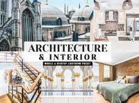Free Architecture & Interior Mobile & Desktop Preset