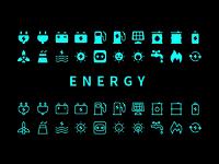 Jumpicon - Energy Icon set