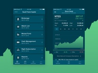 Real Stock Mobile App