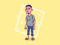burmese graphic designer