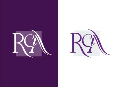 RCA Logo | Calligraphy Design