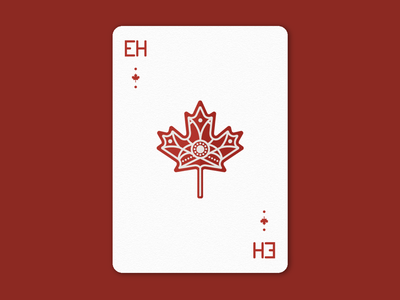 Canada Day 2019 illustration maple toronto cards ace canada