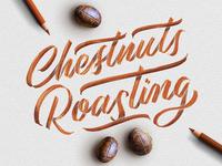 Chestnuts Roasting...