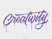 Dripping with Creativity