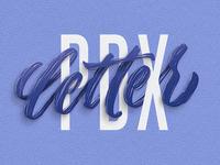 Letter PDX Typecrawl