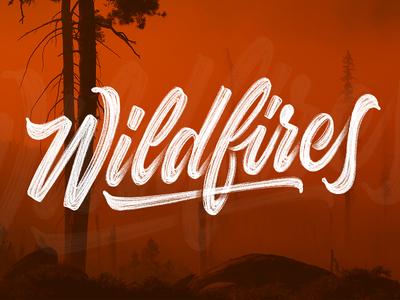 Wildfires Brush Script