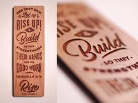Rise Bookmark