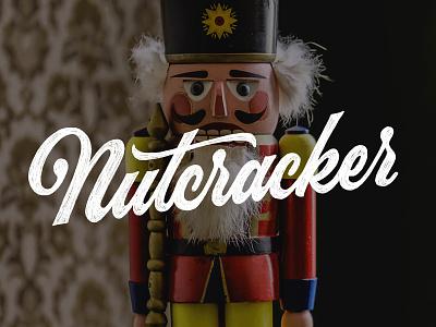 The Nutcracker typography ipad type ipadlettering handtype ipadpro typedesign applepencil procreate script handlettering lettering
