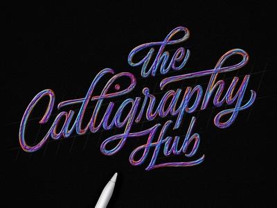 The Calligraphy Hub - Artist Profile Series