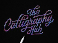 The Calligraphy Hub - Artist Profile Series