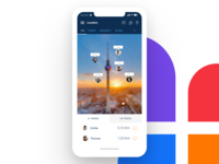 COOPZ - App design