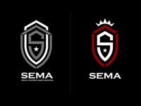 SEMA SHOW branding