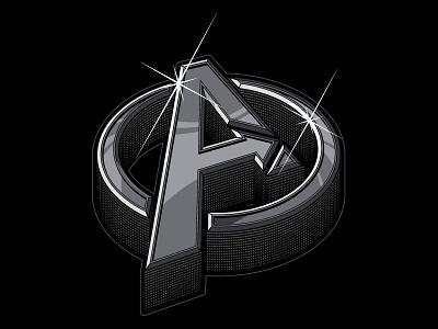 Avengers Lettering Hand Lettering Custom Lettering Sweyda Marvel marvel sweyda custom lettering hand lettering avengers lettering