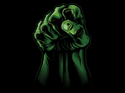 Hulk Fist Hulk Smash Hulk Vector Marvel Illustration Vector Illu hulk fist illustration vector illustration marvel illustration hulk vector hulk smash hulk fist