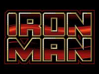Iron Man Lettering Hand Lettering Custom Lettering Sweyda Marvel